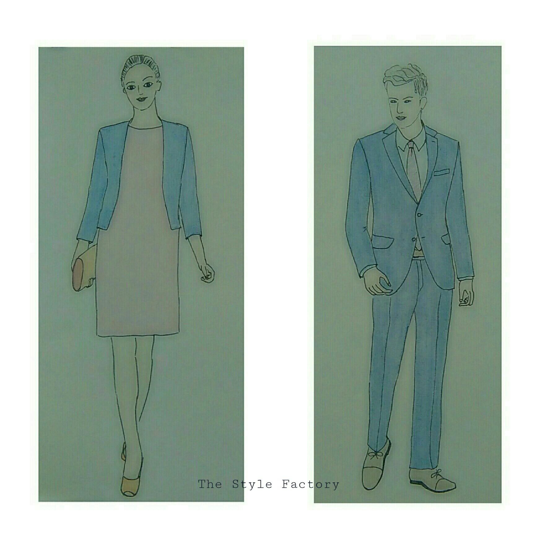 e2d51cded9054 Jak się ubrać na Pierwszą Komunię - strój dla rodziców i dla gości - The  Style Factory