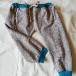 Spodnie Cappuccino w rozmiarze 110